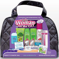 Woman On The Go Travel Hygiene Kit Case Pack 6