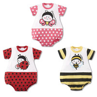 Kids Boys Girls Baby Clothing Toddler Bodysuits Products For Children = 4457385540