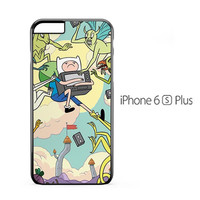 Adventure Time Finn and Monsters iPhone 6s Plus Case
