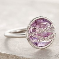 Coronis Ring by Anthropologie Amethyst