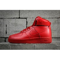 Nike Air Force 1 ¡¯07 High ¡°Gym Red¡± AQ3771-991
