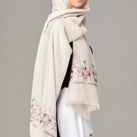STONE Embroidered - CULTURE Hijab Co.