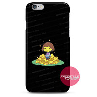 Game Undertale - Frisk iPhone Case Cover Series