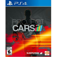 Project Cars PS4 Video Game