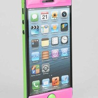 Adaptation Glow-In-The-Dark iPhone 5/5s Case- Pink One