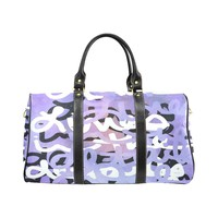 Love All Day Ombre' Large Duffel Bag