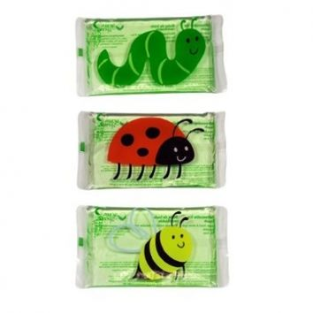 green sprouts Lunch Chillers, Garden Bug, 3-Count