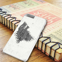 Game Of Thrones Stark Clan Quotes iPhone 6 Plus | iPhone 6S Plus Case