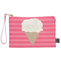 Allyson Johnson Vanilla Ice Cream Pouch