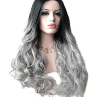 Butterfly Synthetic Lace Front Wig - UniWigs ® Official Site