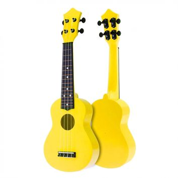 A Hawaiian Guitar Could Be Yours! 21 Inch Colorful And Acoustic Ukulele!