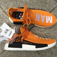 Adidas PW Human Race NMD Orange Size 36-46