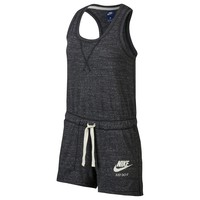 Nike Gym Vintage Romper - Women's at Champs Sports