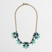 FACTORY NEON FLORAL BURST NECKLACE