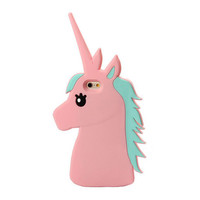 3D Unicorn Phone Case
