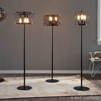 Indy Cage Floor Lamp