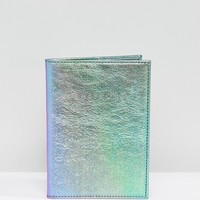 Whistles Mermaid Passport Holder at asos.com