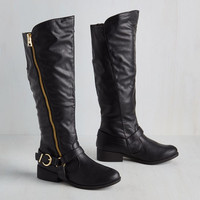 Military Feet Cred Boot
