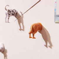 Dog Tail Magnet   Urban Outfitters