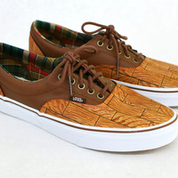 Woodgrain Vans C&L Era