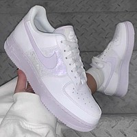Nike Air Force 1 Low Women's Casual Sneakers Shoes