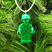 Toy Story Army Man Christmas Tree Ornament, Stocking Stuffer, gift