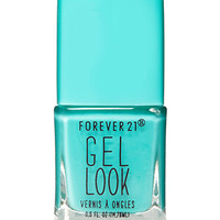 Mint Gel Look Nail Polish