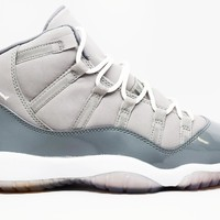 Beauty Ticks Air Jordan 11 Retro Cool Grey 2010  Basketball Shoes
