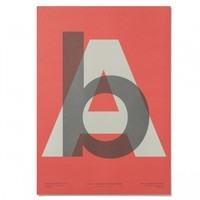In Love With Typography 4 - bA poster