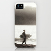 SF Surfer iPhone Case by SSC Photography
