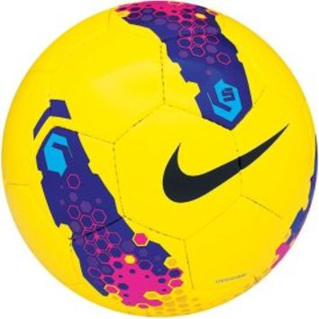 Nike 5 High Visibility Indoor Soccer Ball - Yellow/Purple