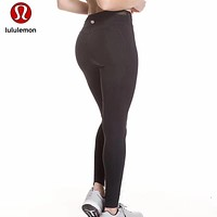 """lululemon""  Fitness Gym Yoga Running Leggings Sweatpants"
