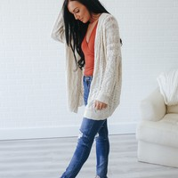 Kindhearted Cardigan - Cream