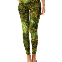 Stay Gold 420 Leggings