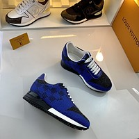lv louis vuitton womans mens 2020 new fashion casual shoes sneaker sport running shoes 264