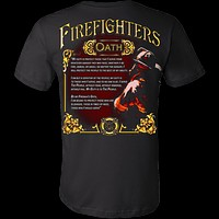 Firefighters Oath