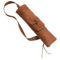 Bear Archery Logo Light Weight Back Quiver