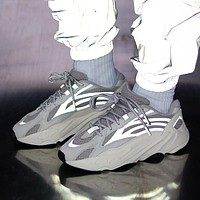 Bunchsun ADIDAS YEEZY 700 Tide brand wild men and women casual sports running shoes 3#