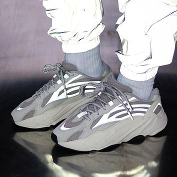 ADIDAS YEEZY 700 Tide brand wild men and women casual sports running shoes 3#