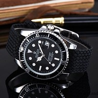 Perfect Rolex Ladies Men Fashion Quartz Watches Wrist Watch