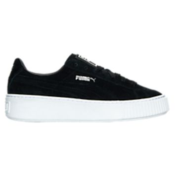 Women's Puma Suede Platform Casual Shoes | Finish Line