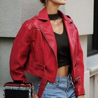 Hot as Fire Jacket, All Sizes