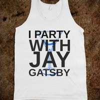 I PARTY TANK - Get in my Closet