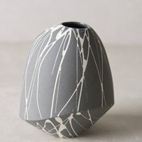 Paint Splatter Bud Vase by Bean and Bailey Ceramics
