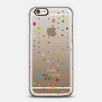 rain spots transparent iPhone 6 case by Sharon Turner | Casetify
