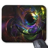 The Alien Within Mouse Pad