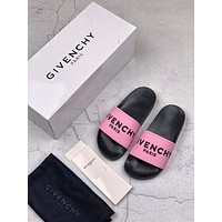 Givenchy Fashion Men Women Slipper Sandals Shoes-2