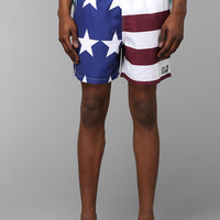 Urban Outfitters - ambsn Home Swim Trunk