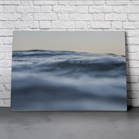Canvas Wall Art Print - Sinking by Lars Focke