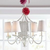 Welsey Cage Chandelier